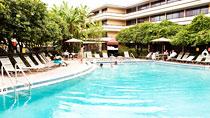 Rosen Inn at Pointe Orlando er et av Vings nøye utvalgte hotell.