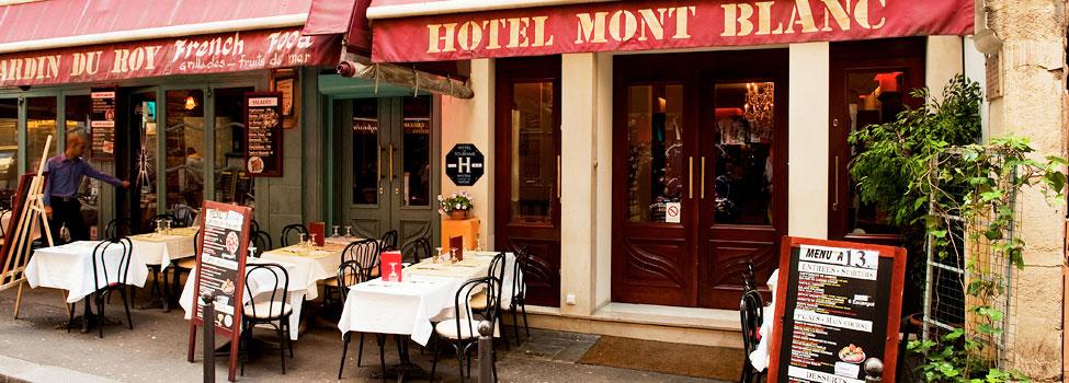 Mont Blanc, Paris, Paris, Frankrike