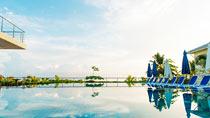 Acajou Beach Resort er et av Vings nøye utvalgte hotell.