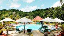 Berjaya Praslin Resort er et av Vings nøye utvalgte hotell.