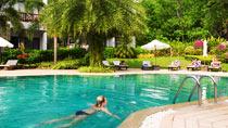Chang Buri Resort & Spa er et av Vings nøye utvalgte hotell.