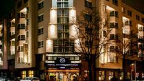 Am Konzerthaus er et av Vings nøye utvalgte hotell.
