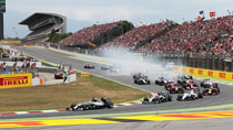 Formel 1 i Spania er et av Vings nøye utvalgte hotell.