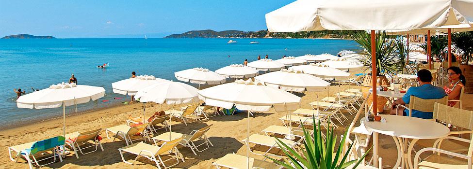 Anemoni Beach, Megali Ammos, Skiathos, Hellas
