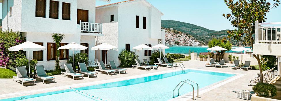 Skopelos Village, Skopelos, Hellas