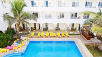 Hotel Pontão er et av Vings nøye utvalgte hotell.