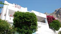 Moussas Studio er et av Vings nøye utvalgte hotell.