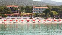 Akti Pefkari er et av Vings nøye utvalgte hotell.