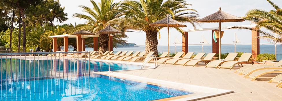 Alexandra Beach, Potos, Thassos, Hellas