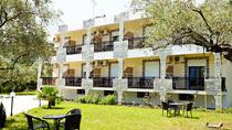 Garden Studios Thassos Town er et av Vings nøye utvalgte hotell.