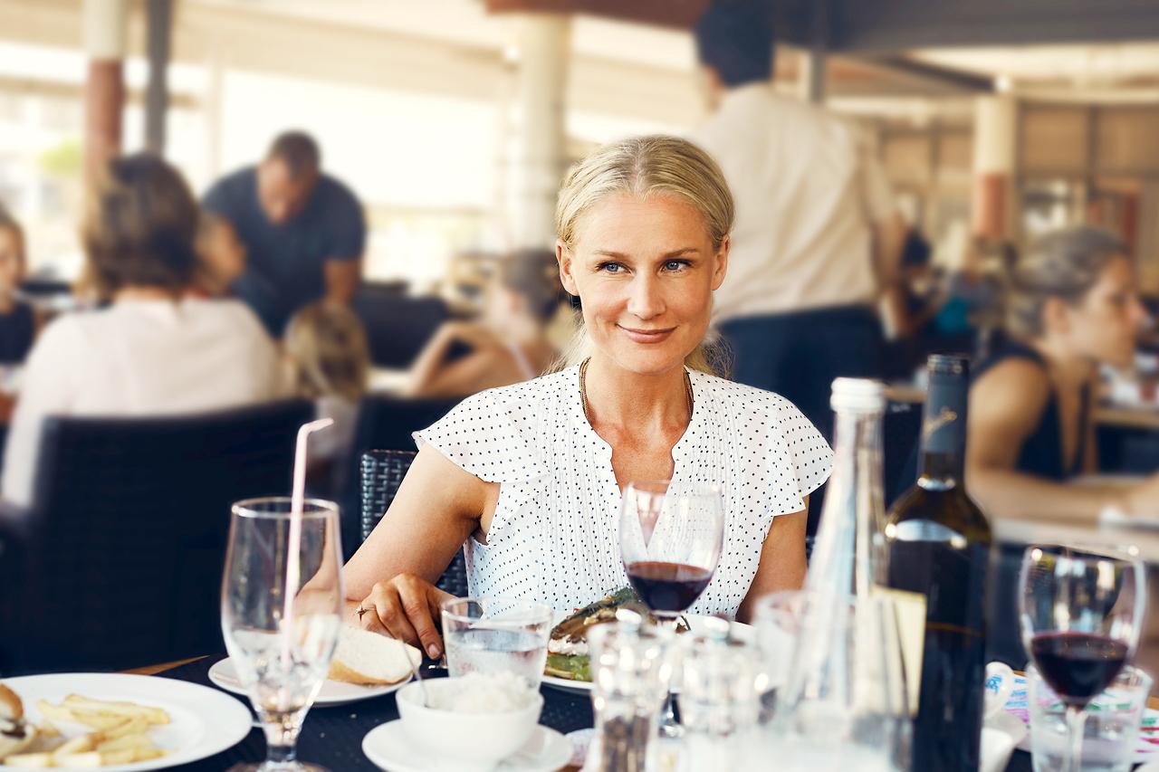 Sunwing Sandy Bay Beach - Restaurantene på Sunwing Sandy Bay Beach tilbyr mat som passer for alle.