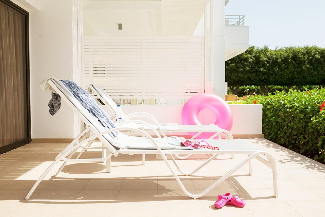 Sunwing Sandy Bay Beach - 2-romsleilighet Royal Family med terrasse mot hagen