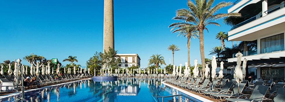 IFA Faro, Costa Meloneras, Gran Canaria, Kanariøyene