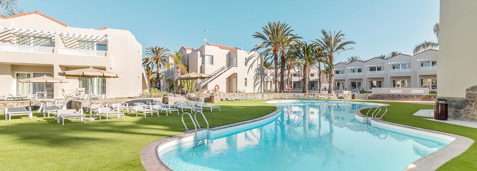 Hotel THe Koala Garden, Maspalomas, Gran Canaria, Kanariøyene