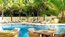 Tropical Attitude er et hotell for voksne.