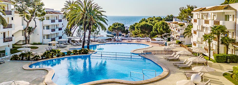 Inturotel Cala Azul Park, Cala d'Or, Mallorca, Spania