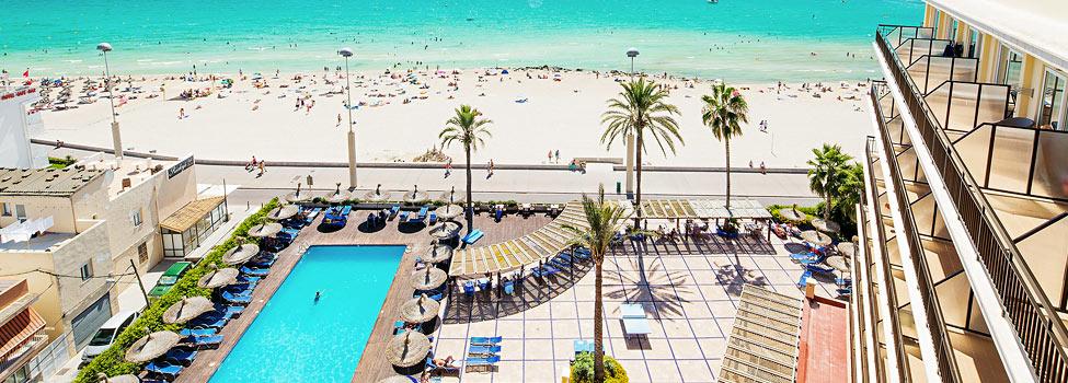 THB El Cid Class, Playa de Palma, Mallorca, Spania