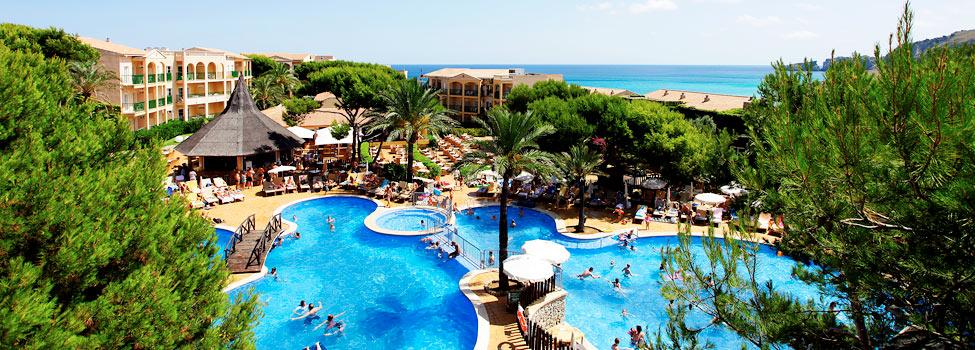 Viva Cala Mesquida Resort, Cala Mesquida, Mallorca, Spania