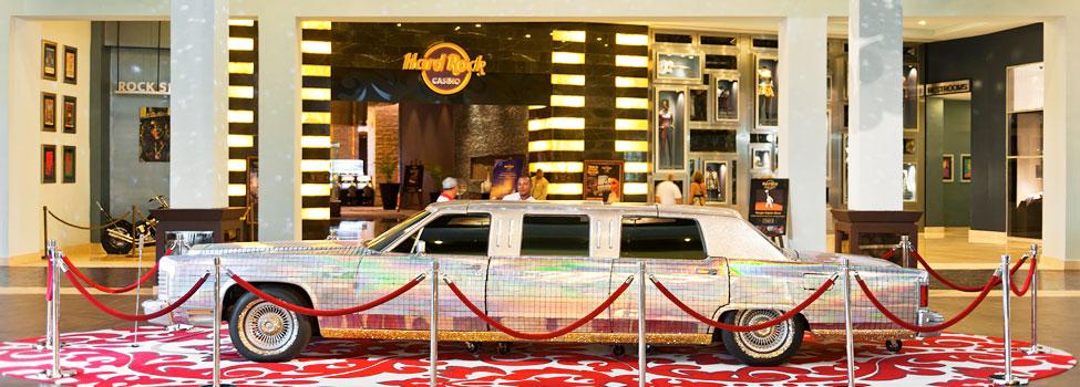 Hard Rock Hotel & Casino Punta Cana, Punta Cana, Den dominikanske republikk, Karibia