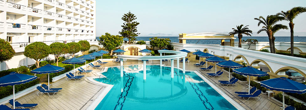 Mitsis Grand Hotel, Rhodos by, Rhodos, Hellas