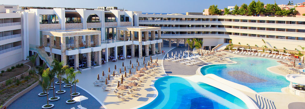 Princess Andriana Resort & Spa, Kiotari, Rhodos, Hellas