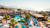 All Inclusive på hotell Mitsis Rhodos Village.