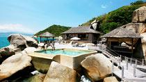 Six Senses Ninh Van Bay er et hotell for voksne.