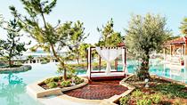 Hotel Amfora Hvar Grand Beach Resort er et av Vings nøye utvalgte hotell.