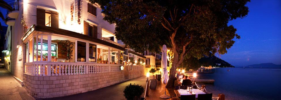 Hotel Marco Polo, Gradac, Makarska-rivieraen, Kroatia