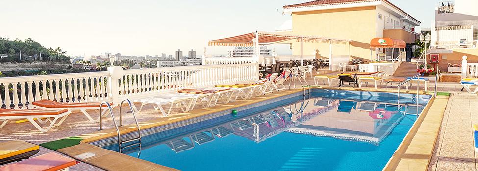 Florida Park Club, Playa de las Américas, Tenerife, Kanariøyene