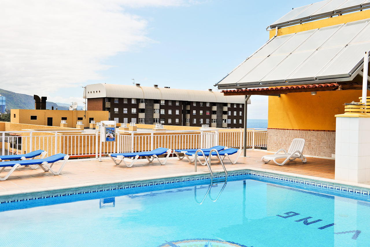Se bilder fra tenerife ving puerto de la cruz bestill ferien hos ving - Hotel ving puerto de la cruz ...