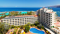 All Inclusive på hotell H10 Tenerife Playa.