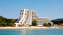 All Inclusive på hotell Gergana Beach.