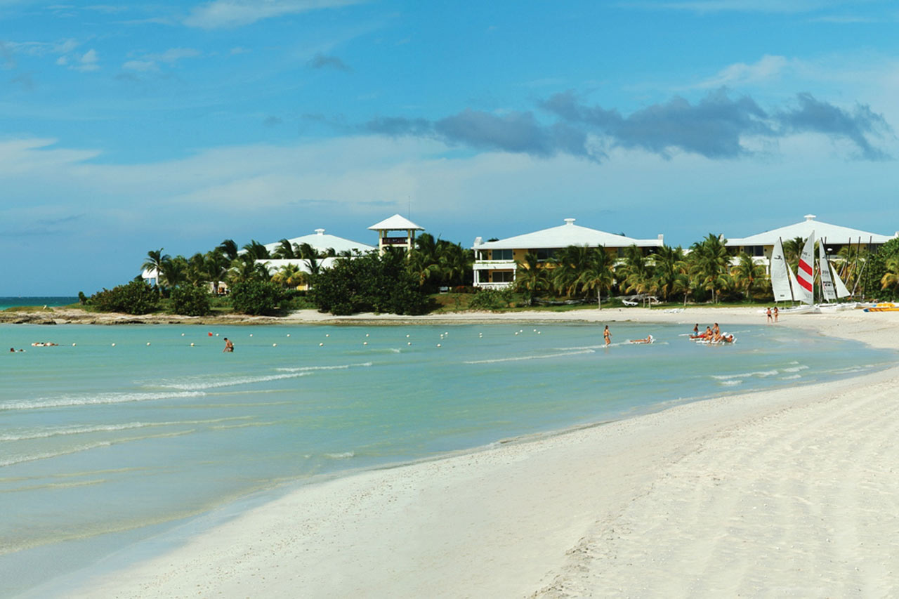 Stranden ved Paradisus Varadero