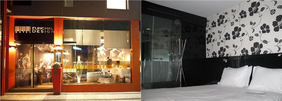 Funchal design hotel funchal bestill hos ving for Designhotel madeira