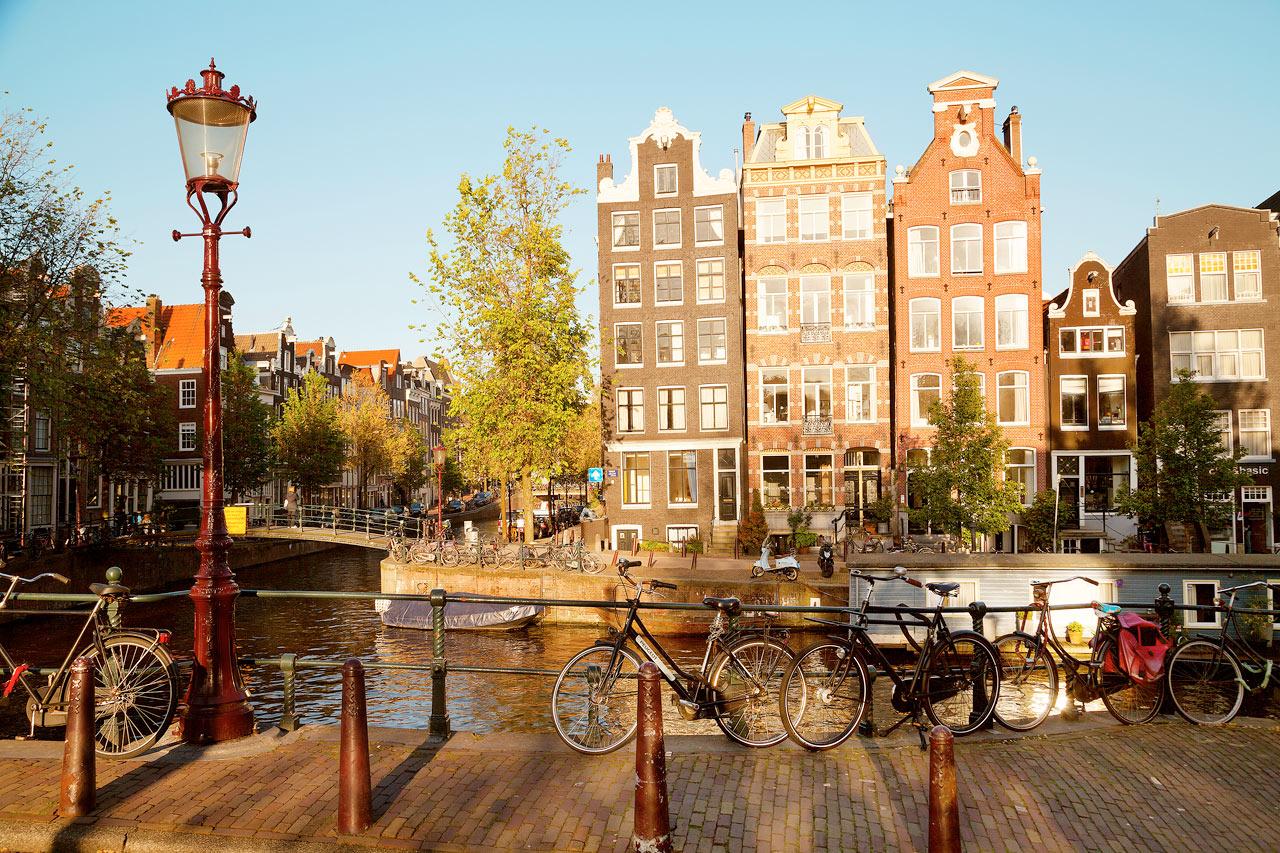 Hotell I Amsterdam