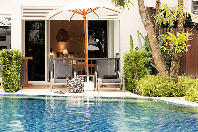 Royal Pool Suite