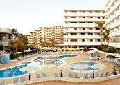 Basseng & strand, Sunprime Coral Suites & Spa