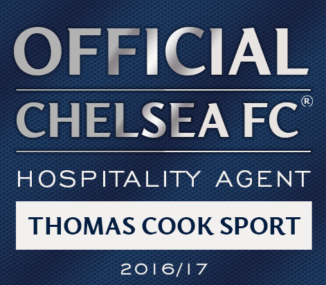 Official hospitality Chelsea Thomas Cook Sport