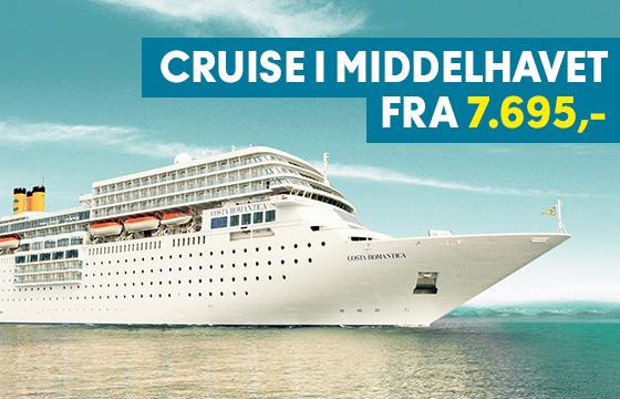 Cruise med Ving
