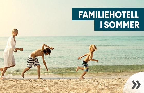 Familieferie i sommer