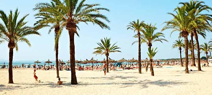 Billige vårreiser til Mallorca