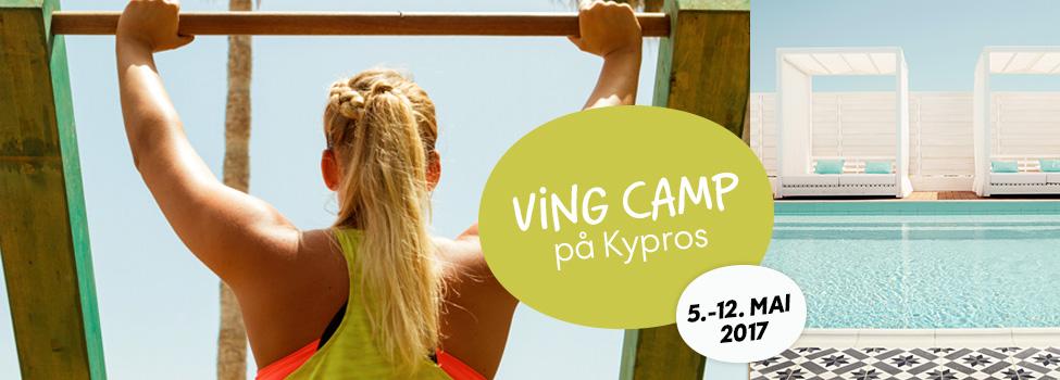 Ving Camp 2017 - Kypros