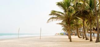 Gambia i vinter