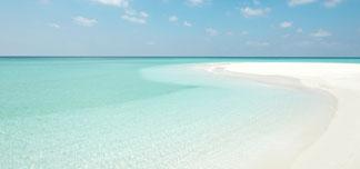 Maldivene i vinter
