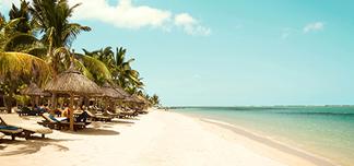 Mauritius i vinter