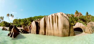Seychellene i vinter
