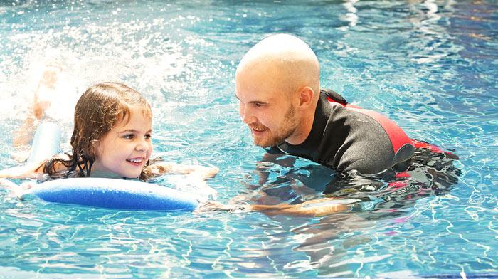 Sunwings svømmeskole